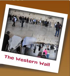 Western Wailing Wall